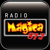 Radio Mágica 87.7 icon
