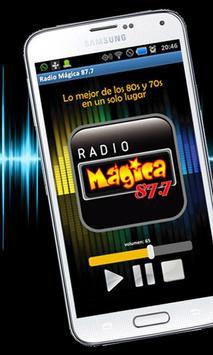 Radio Mágica 87.7 screenshot 2