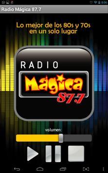 Radio Mágica 87.7 screenshot 3