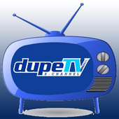 Dupe TV Streaming icon