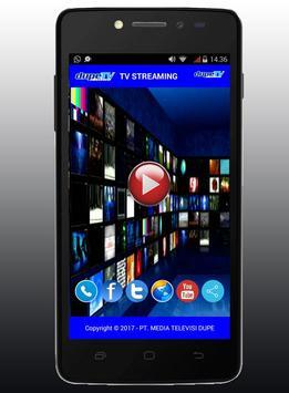 Dupe TV Streaming apk screenshot
