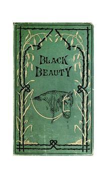 Black Beauty audiobook poster