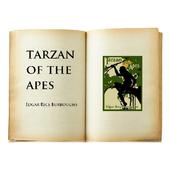 Tarzan of the Apes audiobook icon
