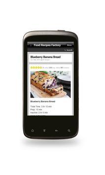 Banana Bread Recipes - Yummy! apk screenshot