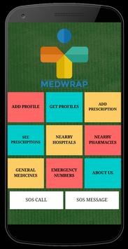 Medwrap screenshot 1