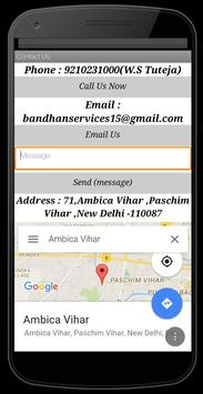 Bandhan Services screenshot 4