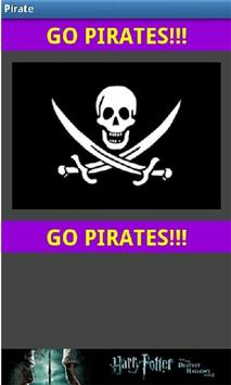 Pirate Argh! poster
