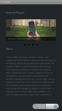 Virtrics R&D screenshot 4