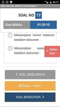 UBK SMPN 1 KALIWUNGU screenshot 3
