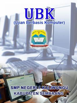 UBK SMPN 1 KALIWUNGU poster