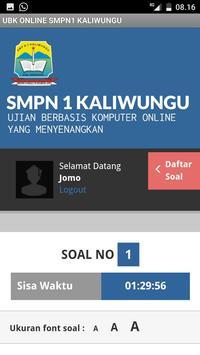 UBK SMPN 1 KALIWUNGU screenshot 1