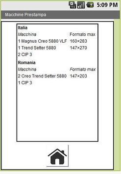 prepress demo apk screenshot