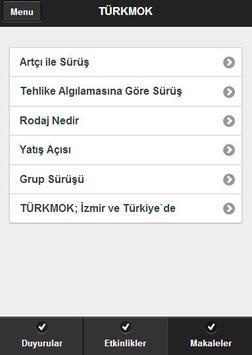 Türkmok poster