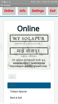 My Solapur apk screenshot