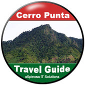 Cerro Punta Travel Guide icon