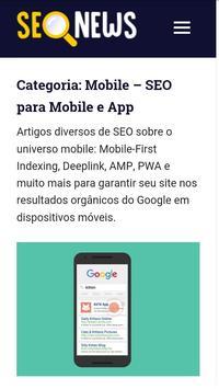 SEO News Brasil screenshot 3