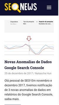 SEO News Brasil poster