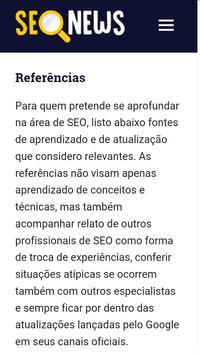 SEO News Brasil screenshot 6