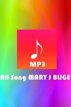 All Songs MARY J BLIGE poster