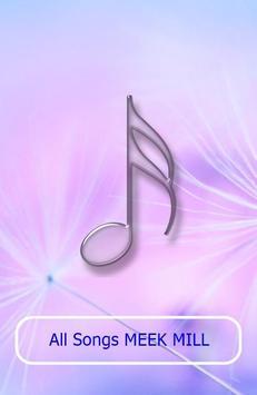 All Songs MEEK MILL apk screenshot