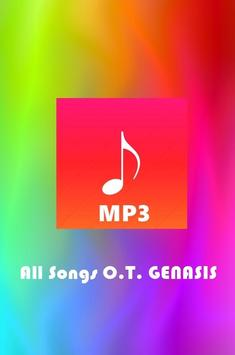 All Songs O.T. GENASIS poster