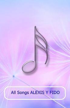 All Songs ALEXIS Y FIDO apk screenshot