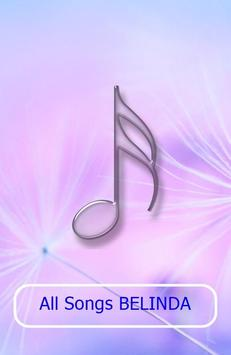 All Songs BELINDA poster