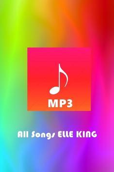 All Songs ELLE KING poster