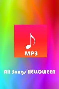 All Songs HELLOWEEN poster