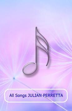 All Songs JULIAN PERRETTA poster