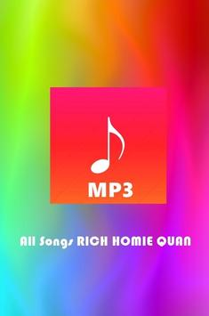 All Songs RICH HOMIE QUAN poster
