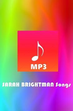 SARAH BRIGHTMAN Songs poster