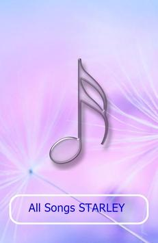 All Songs STARLEY poster