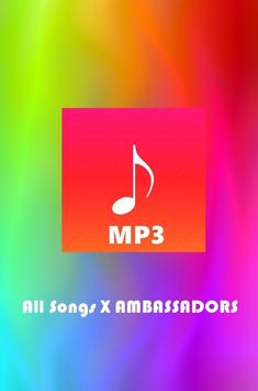 All Songs X AMBASSADORS poster