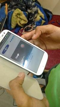 Arduino Voice Control apk screenshot