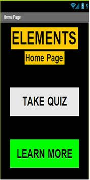 Periodic Table Information apk screenshot