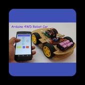 arduino car remote icon