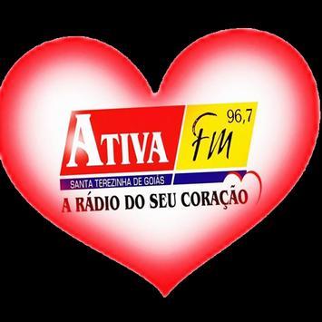 Ativa FM 96,7 screenshot 1