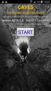 Hypogenic  Morphology  Caves apk screenshot