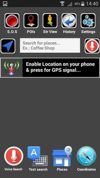 NTA GPS Navigator Free apk screenshot