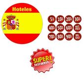 Hoteles Baratos España Ofertas icon