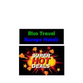 Rico Travel Hoteles Europa icon