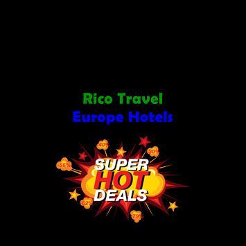Rico Travel Hoteles Europa screenshot 1