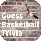 Guess Basketball Trivia icon
