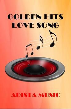 GOLDEN HITS LOVE SONGS poster