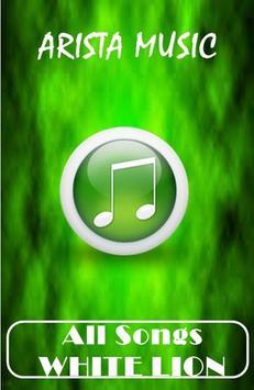 All Songs WHITE LION screenshot 1