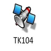 TK104 GPS TRACKER icon