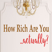 How Rich Are You? icon