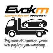 Заказ эвакуатора EvakM icon