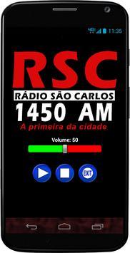 Radio São Carlos AM poster